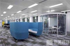 郑州办公室装修设计与规划要注重私密性与开放