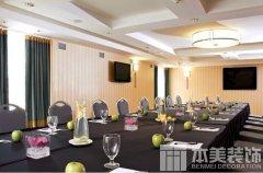 郑州办公会议室装修要注意的三个问题