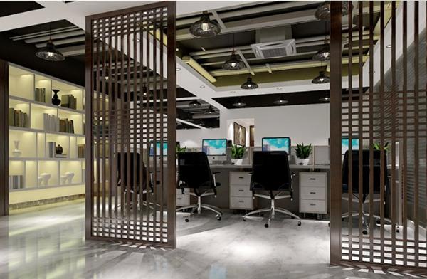 这样的办公室装修能提高员工工作积极性